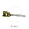 HA Coated Break Thru Poly Axial Screw